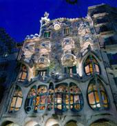 Βαρκελώνη - Gaudi