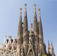 Βαρκελώνη- Sagrada Familia