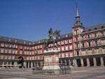 Ταξιδια στη Μαδρίτη - Plazza Mayor