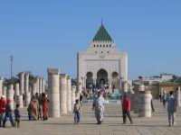 Μαρόκο, Ραμπάτ, Μαυσωλείο Μοχαμεντ Ε
